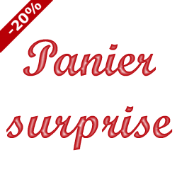 Un goût d'ici - Panier surprise traditionnel